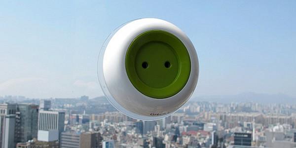 Enchufe solar portátil, un gadget que vale la pena